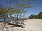Caminhada na Praia de Calhetas